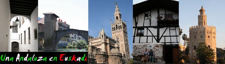 Una andaluza en Euskadi