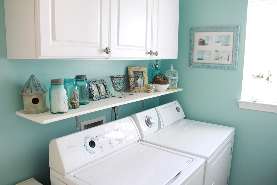 Cameras and Chaos: laundry room redo....