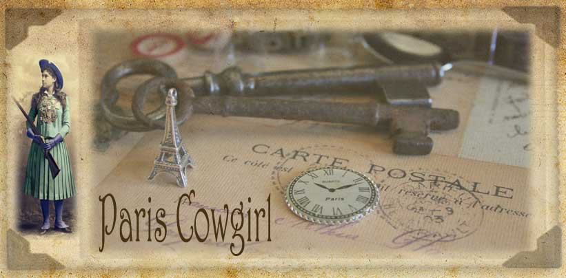 Paris Cowgirl