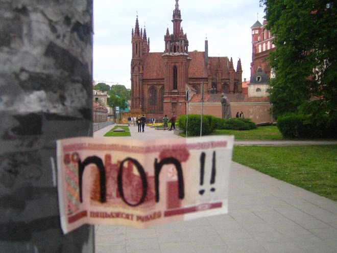 Napoléon ne l'aura pas! Vilnius
