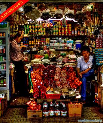 Kedai runcti - convenience store