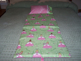 Custom Kindermat Nap Mat with Cover