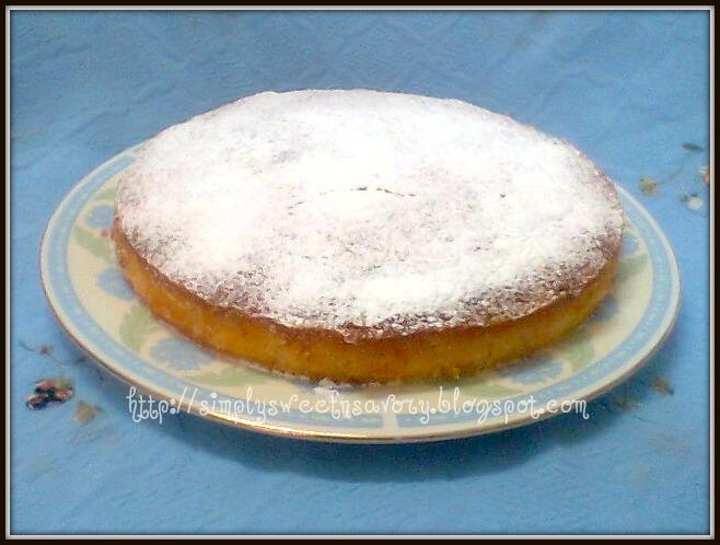 One Bowl Vanilla Cake Recipe N Mixer