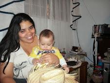 Eu e meu filhote