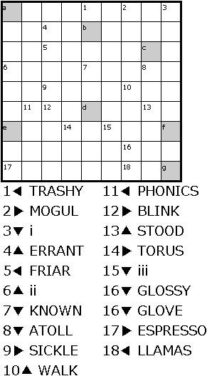 A Cleverly-Titled Logic Puzzle Blog: Contest 1: Attack of