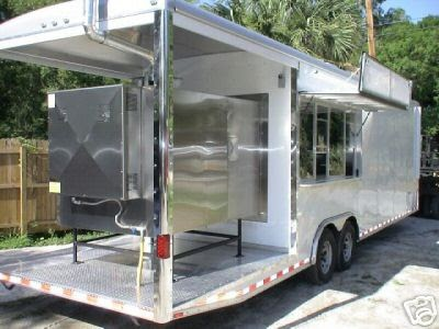Bbq Blog Bbq Concession Trailer For Sale