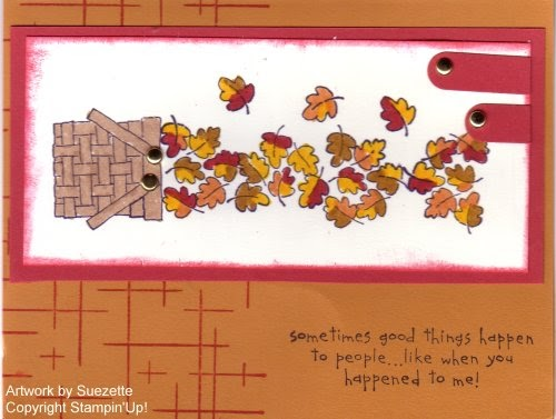 BunnyStamping: Thanksgiving Day Cards