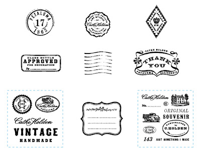 Penny Black Cling Stamps - Scrapbooking Supplies - Discount
