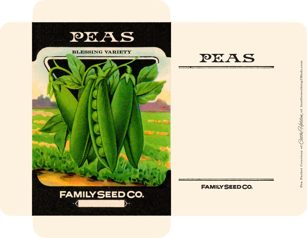 All Occasion Seed Packets Free Graphics Cathe Holden S