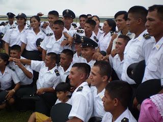 egresaron de la Escuela Superior de la Policía Nacional del Perú