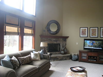 Virtual Decorating Project: Creating a Cozy Family Room ...