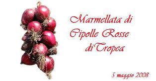 Marmellata di cipolle rosse di tropea profumo di sicilia for Marmellata di cipolle rosse cucina italiana
