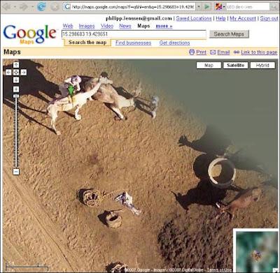 Conseguir más resolución en Google Maps