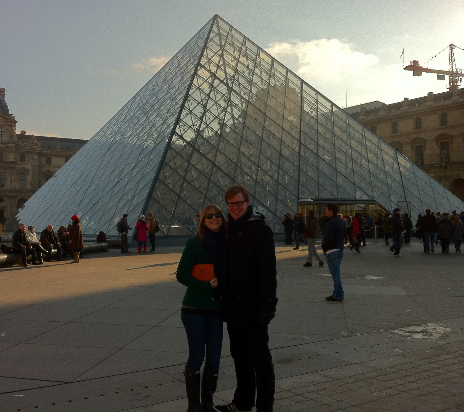 The Louvre and The Land of the Dead | A Little Further North