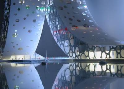 Edifício do Povo - Xangai 2010
