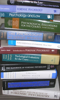 In The News Should Forensic Psychologists Have Minimal Training