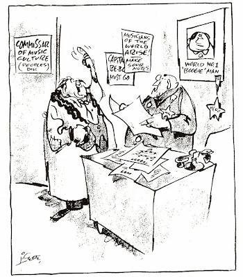 Cartoon Bibliography