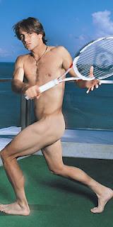 tenista desnudo