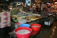 fish ball seller