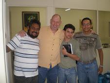 Ministério Casa De Davi / Londrina-PR - dias 21, 22 e 23/03/2008.