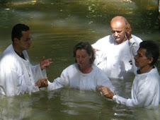 1º Batismo - Retiro do Amor - Foi uma experiência sem igual.