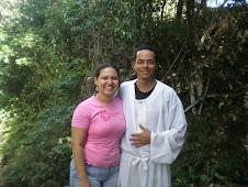 1º Batismo - Retiro do Amor