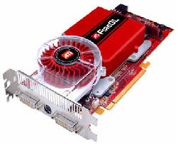 PLACA DE VIDEO ATI RADEON