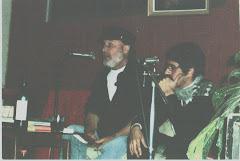 Con Patricio Manns