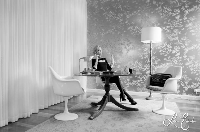 Interviews On Creative Living Fashion Designer Leona Edmiston Daily Imprint