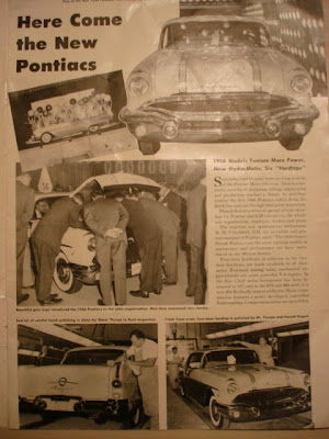 Car Test Ride General Motors Folks November 1955 Magazine