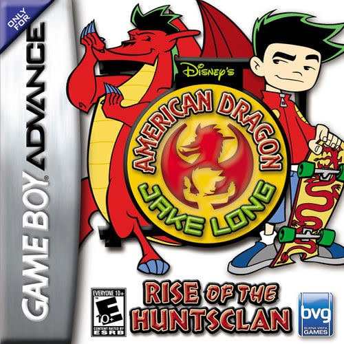 American Dragon - Jake Long (U)