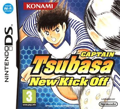 Captain Tsubasa New Kick Off - Nintendo DS