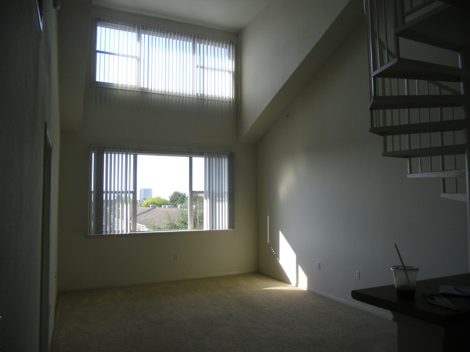 Everything S Bigger In Texas New Empty Apartment