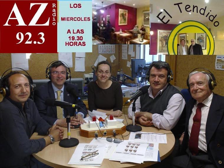 EL TENDIDO. La tertulia taurina de AZ RADIO