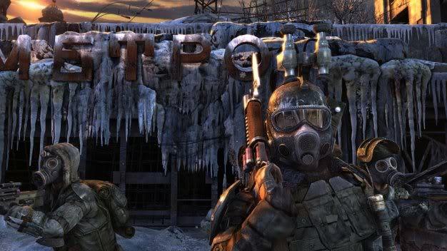 Metro 2033 PC Crash, Black Screen, Freezes, Executable Has