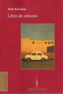 Jack Kerouac, Libro de esbozos