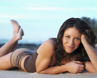 evangeline lilly and oops