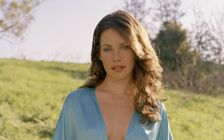 evangeline i lilly love think
