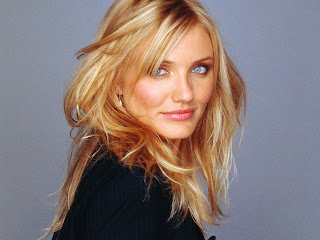cameron diaz with dark hair picture