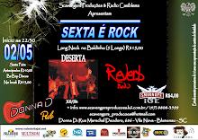 02/05/08 - Sexta é Rock