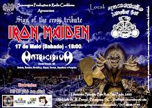 17/05/08 - Especial Iron Maiden