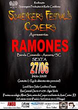"""27/06/08 - Scavengers Festival's & Covers Apresenta: """"Ramones"""""""