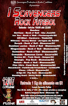 12/07/08 - 1º Scavengers Rock Futebol