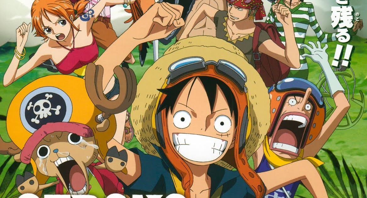 RiuSeky Group: One Piece STRONG WORLD DVD