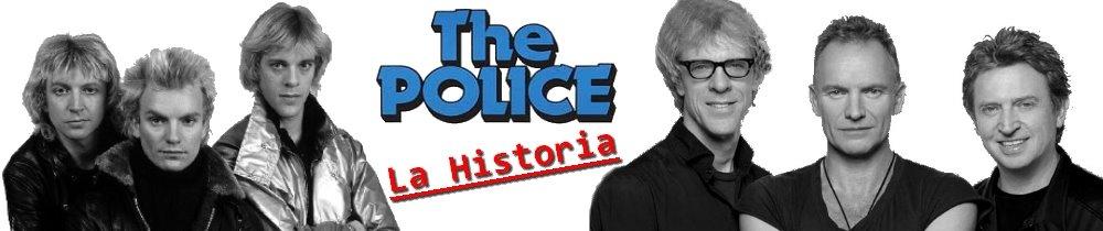Historia de The Police