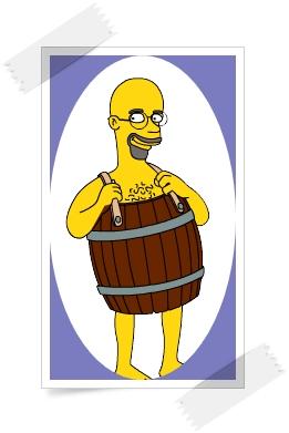 """Simpsonite acuta: anch""""io sono stato colpito!"""