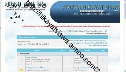 Forum Hikayat Siswa