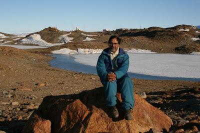 Antartica Blogger