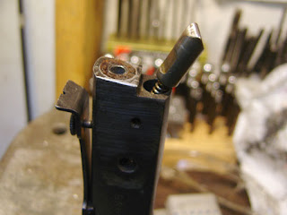 Another Airgun Blog: New Seals For the Slavia 618, Part 2