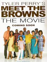 Tyler Perry's Meet The Brown Poster